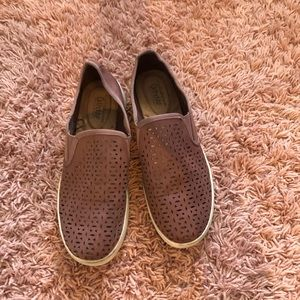 Croft and barrow slip on shoes